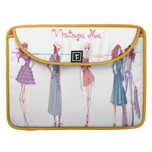 Vintage Fashion Sleeve for Macbook Sleeve For MacBooks