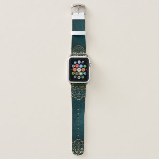 Vintage Faux Leather Book Apple Watch Band 42MM