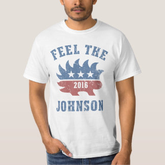 Vintage Feel The Johnson T-Shirt