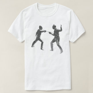 Vintage Fencing Gifts T-Shirt