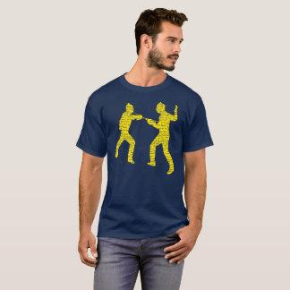 Vintage Fencing Typography Tshirt