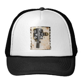 Vintage Film Camera Cap