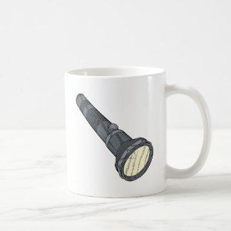 Vintage Flashlight Coffee Mug