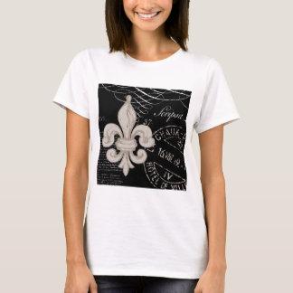 Vintage Fleur de Lis...t-shirt T-Shirt