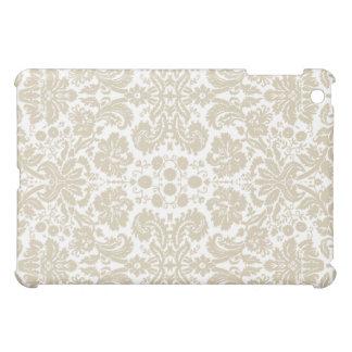 Vintage floral art nouveau pattern iPad mini cover