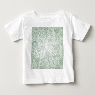 Vintage Floral Baby T-Shirt
