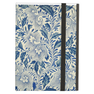Vintage Floral Design Case For iPad Air