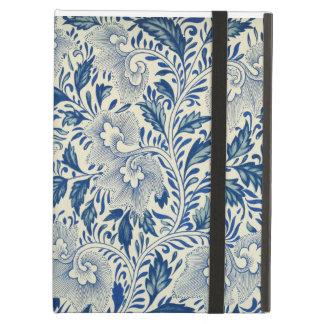 Vintage Floral Design Case For iPad Air