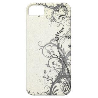 Vintage floral design case for the iPhone 5