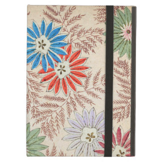 Vintage Floral Design iPad Air Cases