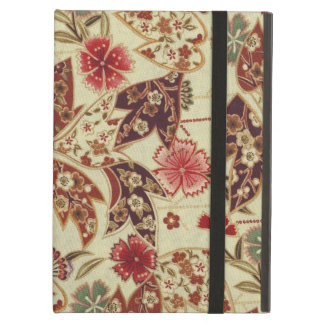 Vintage Floral Design iPad Air Cover