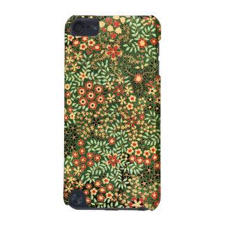 Vintage Floral Design iPod Touch Case