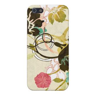 Vintage floral design Speck Case iPhone 5 Case