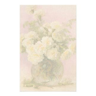 Vintage Floral Fine Art Stationery