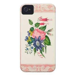 Vintage Floral Iphone 4S Case Case-Mate iPhone 4 Cases