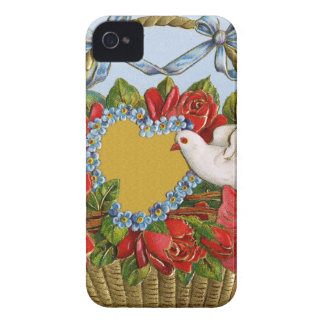 Vintage Floral Iphone 4S Case iPhone 4 Case