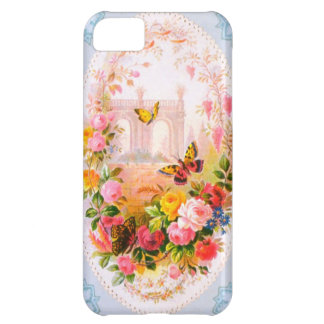 Vintage Floral Iphone 5S Case iPhone 5C Cover