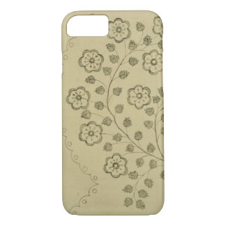 Vintage Floral iPhone 7, Barely There iPhone 7 Case