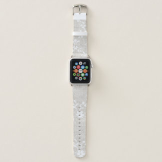 Vintage Floral Lace Apple Watch Band 42MM