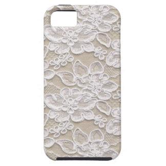Vintage Floral Lace iPhone 5 Case