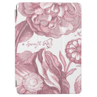 Vintage Floral Marigolds iPad Air Cover