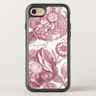 Vintage Floral Marigolds OtterBox Symmetry iPhone 8/7 Case