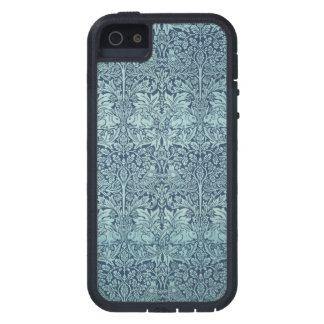 Vintage Floral Rabbit Pattern Case For iPhone 5