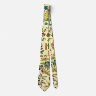 Vintage Floral Tie for your Trendy Guy