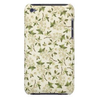 Vintage Floral Wallpaper Case-Mate iPod Touch Case