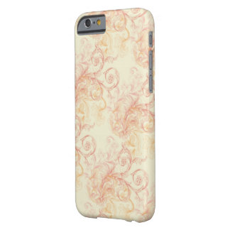 Vintage Flower Blossom Barely There iPhone 6 Case