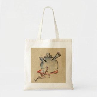 vintage flower flora Personalize Destiny Destiny'S Tote Bag