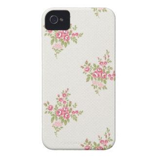 Vintage Flower Power iPhone 4 Case