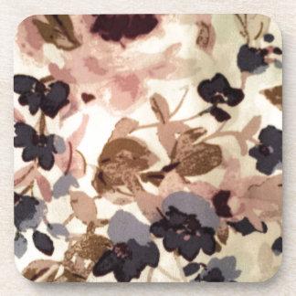 Vintage Flowers Coaster