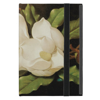 Vintage Flowers, Giant Magnolias by Martin Heade Case For iPad Mini