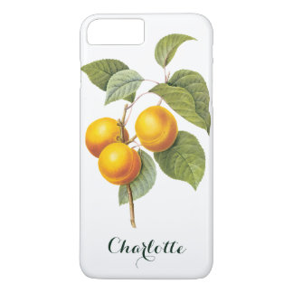 Vintage Food Fruit, Apricot Peach by Redoute iPhone 7 Plus Case