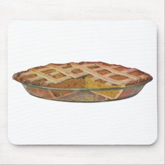 Vintage Foods, Dessert, Thanksgiving Pumpkin Pie Mouse Pad