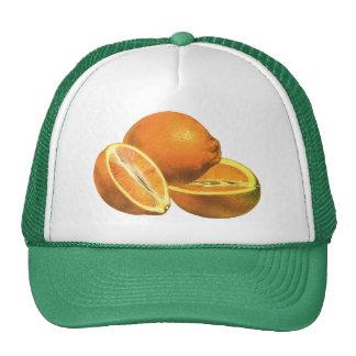 Vintage Foods, Fruit Organic Fresh Healthy Oranges Cap