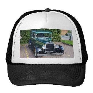 Vintage Ford Hot Rod Mesh Hat