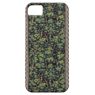 Vintage Forest Wallpaper iPhone 5s Case