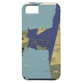 Vintage Fort Marion Case For The iPhone 5