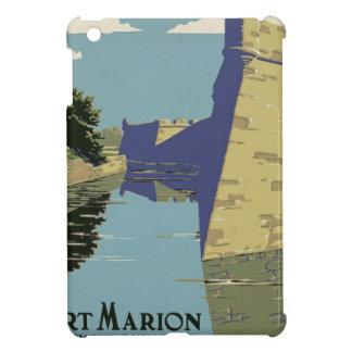 Vintage Fort Marion iPad Mini Case