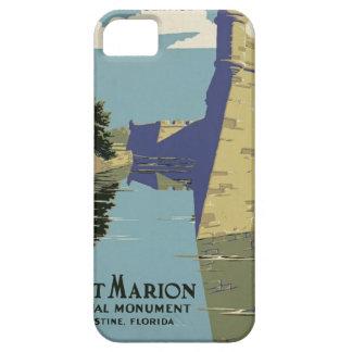 Vintage Fort Marion iPhone 5 Case