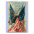 Vintage Fourth of July Greeting Card