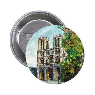 Vintage France Notre Dame de Paris Pins