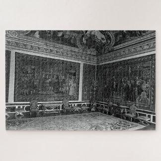 Vintage France Versailles palace Apollo chambre Jigsaw Puzzle