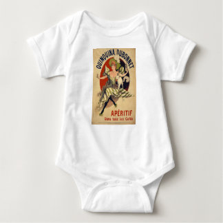 Vintage French Advertisement Baby Bodysuit