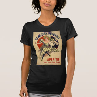 Vintage French Advertisement T-Shirt