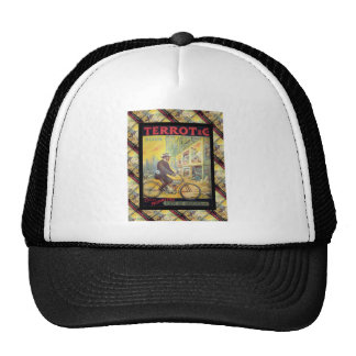 Vintage French advertising Trucker Hats