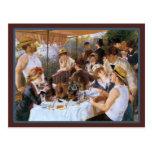 Vintage French Bar Cafe Post Cards