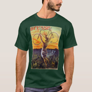 Vintage French Bicycle Shirt